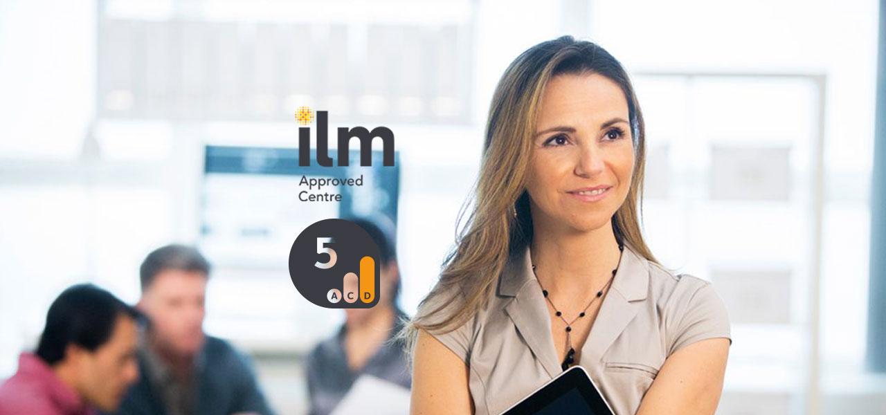 ILM Level 5 Diploma