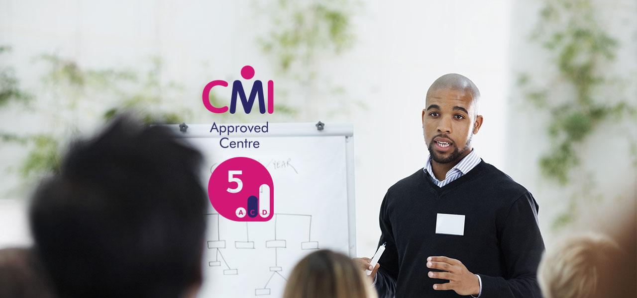 CMI Level 5 Certificate